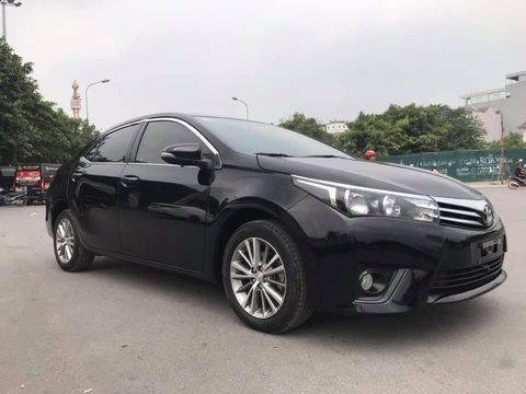 Toyota Altis 2016 AT