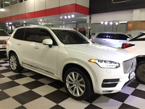 VOLVO XC90 T6 Incripsion 2017