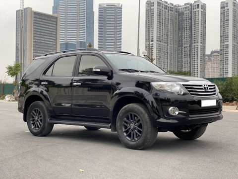 Toyota Fortuner 4x2 AT Sx 2015