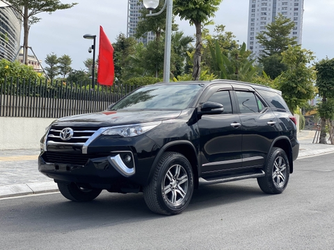Fortuner 4x2 AT Sx 2017