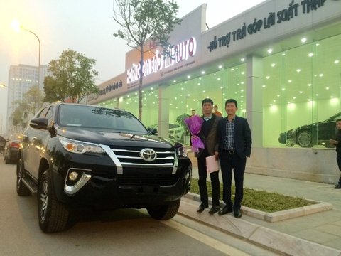 Toyota Fortuner X 2018 89A-078.xx