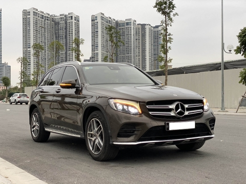 Mercedes GLC300 4Matic Sx 2017