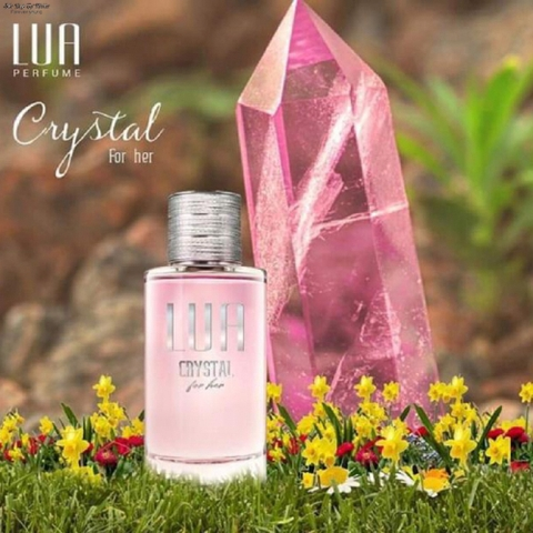 NƯỚC HOA LUA CRYTAL FOR HER - 60ML