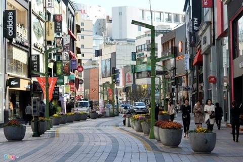 Hấp dẫn du học hè tại xứ sở Hàn Quốc đại học quốc gia Pusan