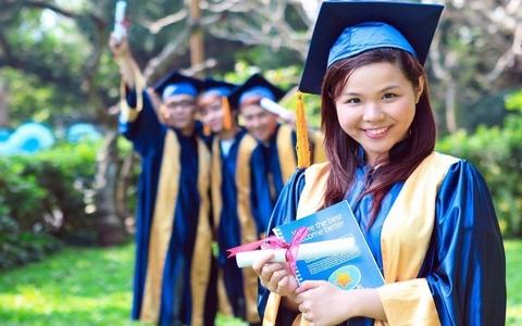 Những hình ảnh đẹp về du học sinh của BlueCea tại Mỹ