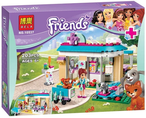 Lego Friends 10537