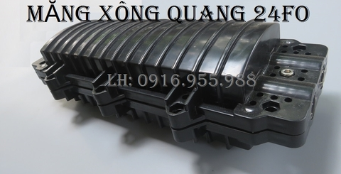 Măng xông quang 2in-2out 12-36 core