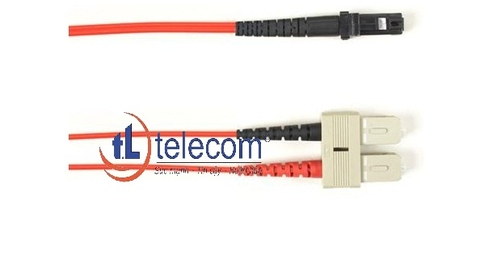 Patch Cord SC/MTRJ Multimode 62.5/125um Alantek (3 mét) Part Number: 306-62028M-0030