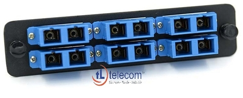 Alantek Adapter Single Mode SC 12-Port Part Number: 306-8S0212-SM00