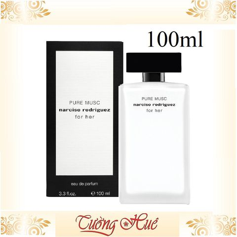 Nước hoa Nữ Narciso Rodriguez Pure Musc For Her EDP - 100ml