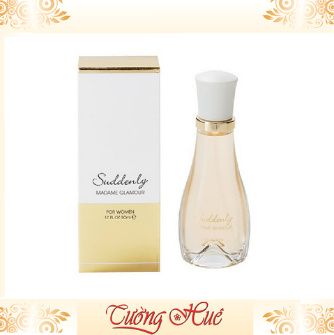 Nước Hoa Nữ SUDDENLY Madame Glamour For Women - 50ml.
