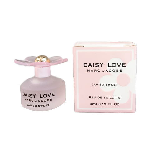 Nước Hoa Nữ Daisy Love Marc Jacobs Eau So Sweet EDT - 4ml.