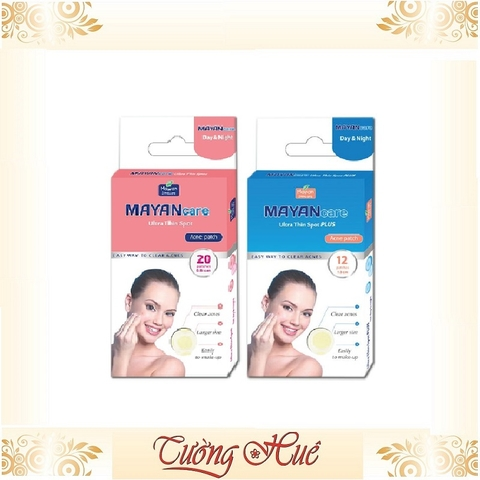 Miếng Dán Mụn MAYANcare Acne Patch