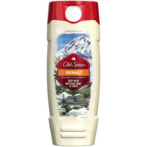 Sữa Tắm Nam Old Spice DENALI Body Wash - 473ml.