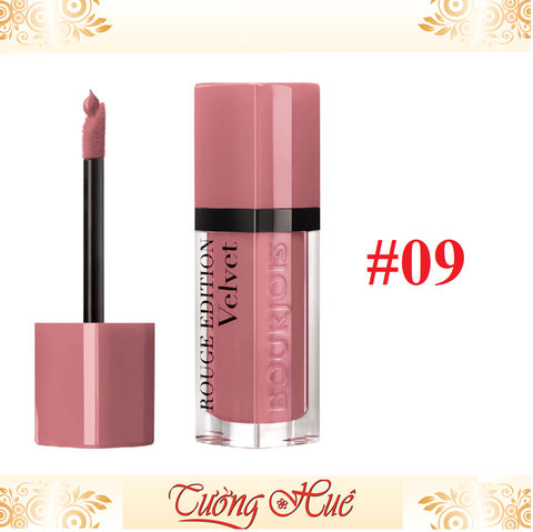 Son Kem Bourjois Rouge Edition Velvet - 7.7ml.