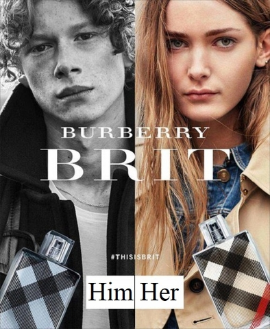 Nước Hoa Nam Burberry BRIT For Him EDT