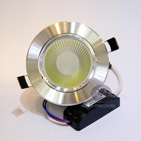 Đèn LED âm trần 11143-7w COB