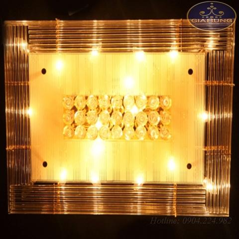 Đèn mâm pha lê MPL60770/850*580