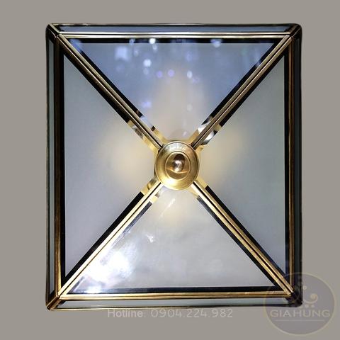 Đèn ốp trần đồng 0504/400