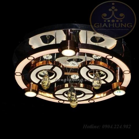 Đèn ốp trần LED trang trí cao cấp A556/600