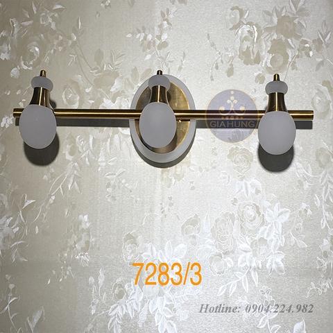 Đèn soi tranh cao cấp 7283/3 tại Gia Hưng