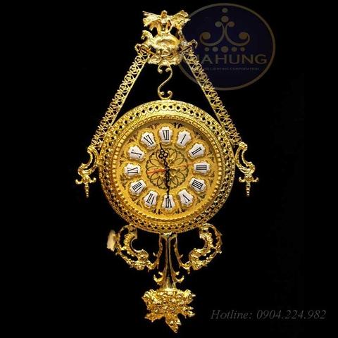 Đồng hồ trang trí 9910
