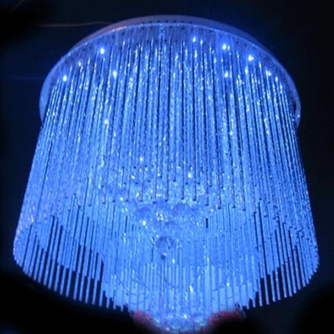 Đèn mâm pha lê LED 855/600