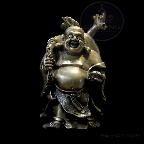 Tượng Phật Di Lặc trang trí S000803