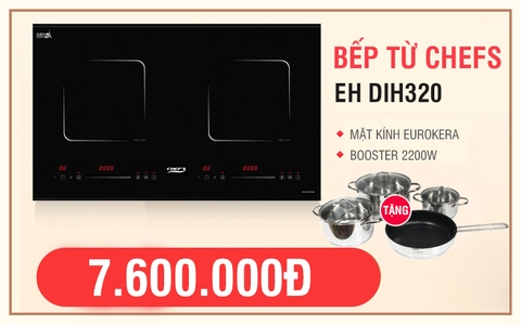 Hot sale: Bếp Chefs EH DIH320