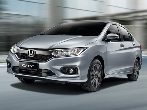Honda City 1.5 V-TOP