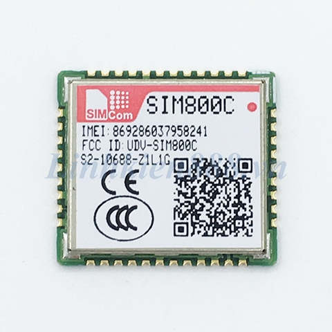 Module SIM800C GPRS DTU Version