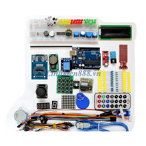 Kit Arduino UNO Advance