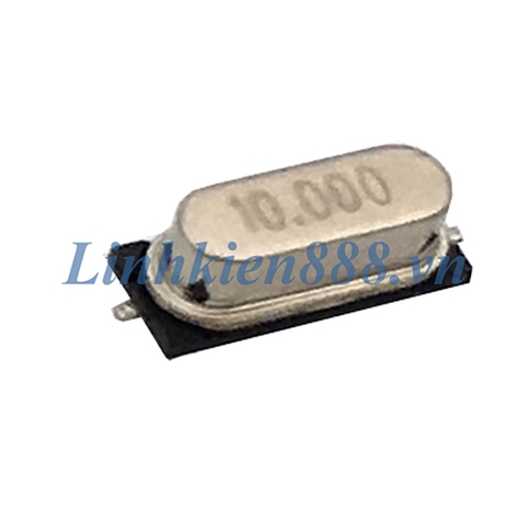 Thạch Anh 10Mhz 49SMD