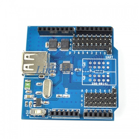 Shield Arduino USB Host