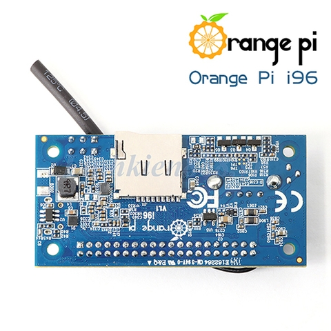 Orange Pi i96 RAM 256Mb