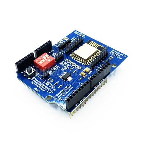 ESP8266 Arduino Wifi Shield
