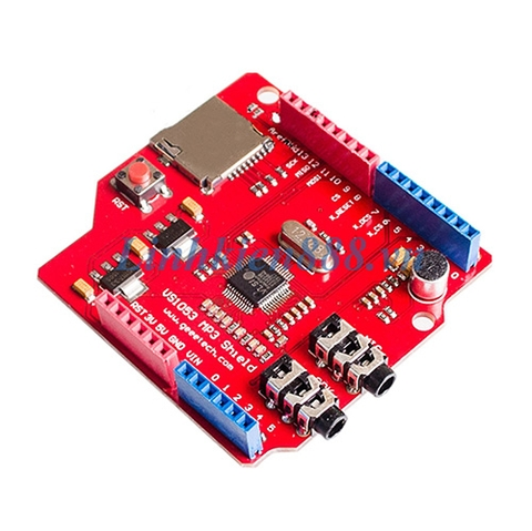 Shield Arduino MP3 VS1053B