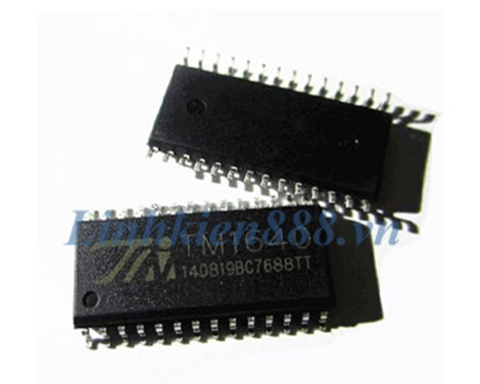 TM1640 SOP28 LED Driver