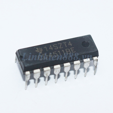 IC CD4511 DIP-16