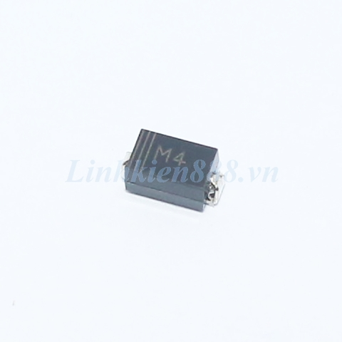 Diode 1N4004 M4 SMD