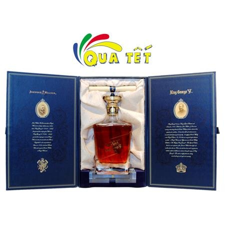 John Walker & Sons King George V 700ml
