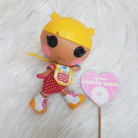 Búp bê Mỹ Lalaloopsy 17 cm - MGA Entertainment 7 Inch doll