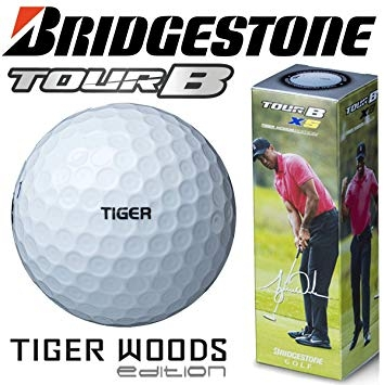 Bóng golf Tour B- XS Tiger Woods Limited edition