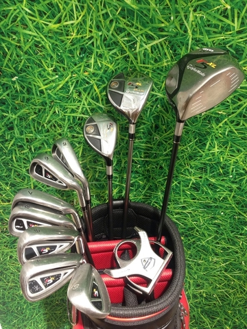 Gậy golf cũ nam Taylormade R5 For Men - FULLSET 18