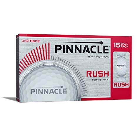 Bóng Golf Titleist  Pinnacle Rush White