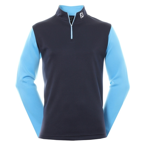 Áo Golf Nam FJ Chill- Out Contrast Pullover (A204)