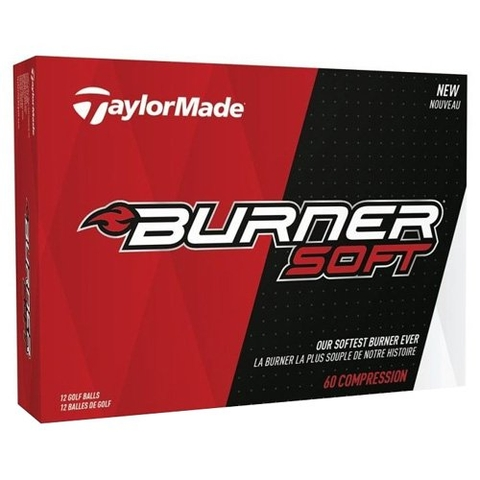 Bóng golf TM17 BURNER SOFT DZ