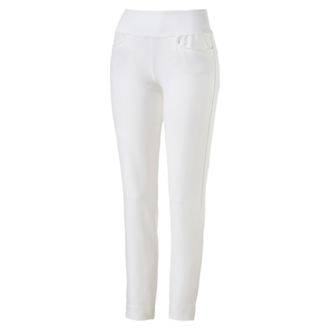 Quần Golf Nữ PUMA PWRSHAPE Pull On Pant -B.Wht 57477901 (Q47)