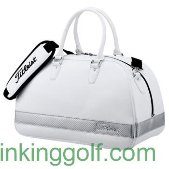 Túi Boston Bag Titleist TA7BB731-1 White (BB36)