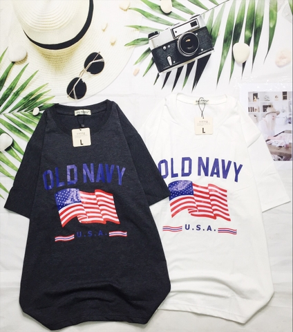 A4134 OLD NAVY CỜ USA